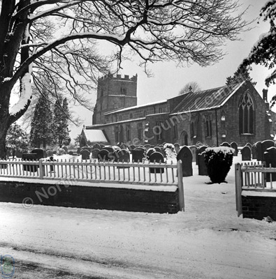 Easingwold Church